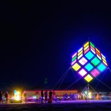 Grooviks Cube